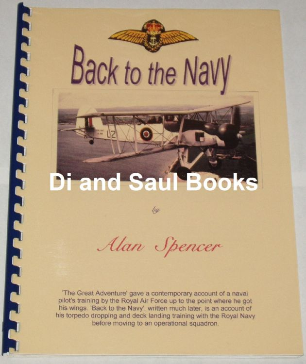 Back to the Navy, by Alan Spencer